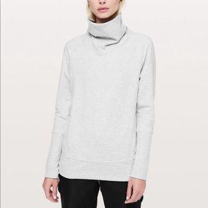Lululemon High Lines Pullover Sweater 🤍🤍🤍
